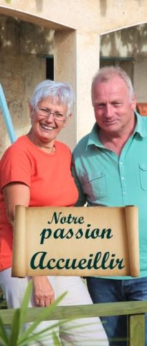 Notre passion, accueillir des vacanciers en Vendée
