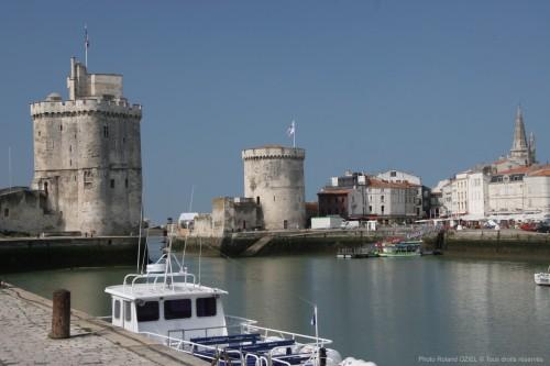 Visite de la Rochelle