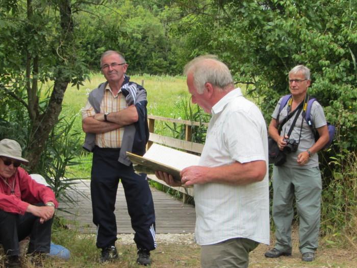 Pour les groupes visite guidée du marais poitevin avec un guide professionnel