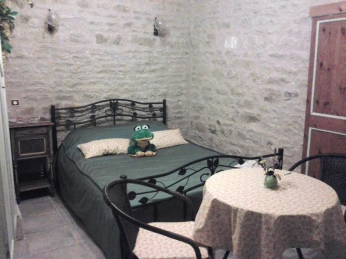 Chambre d'hotes grenouille 2 personnes