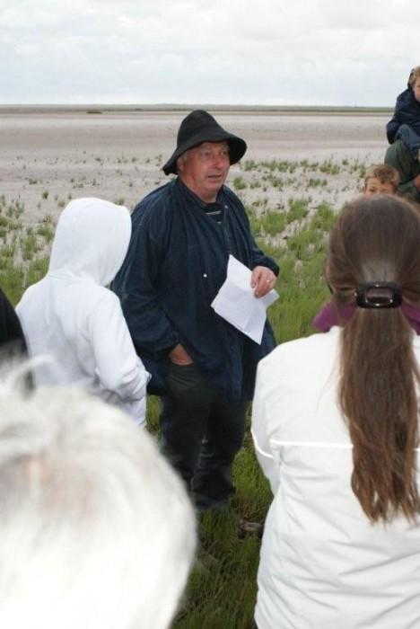 Visite guidée du marais poitevin par Jean Guy Bluteau