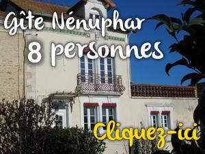 Gite Nénuphar Marais Poitevin
