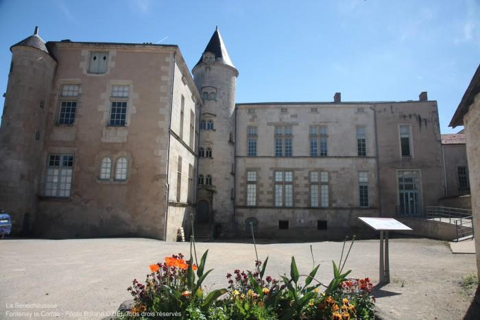 La Sénéchaussée Fontenay le Comte