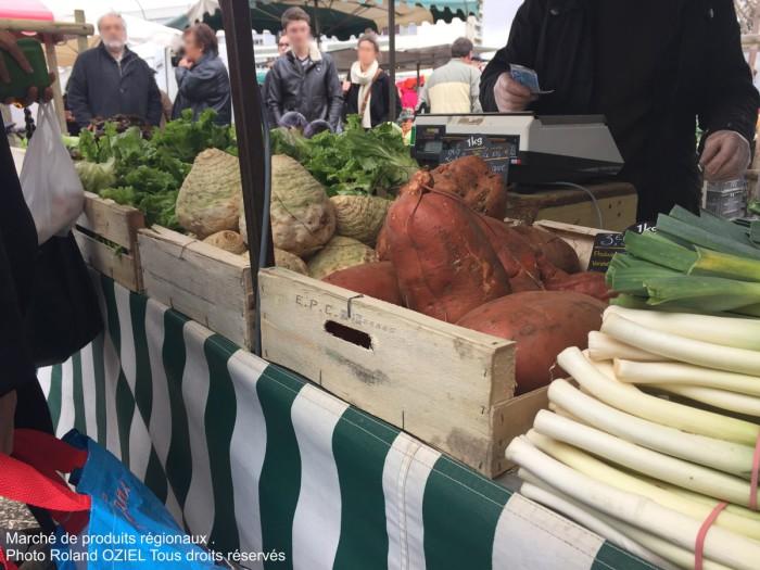 Date des marchés des produits régionaux de Vendée Marais Poitevin