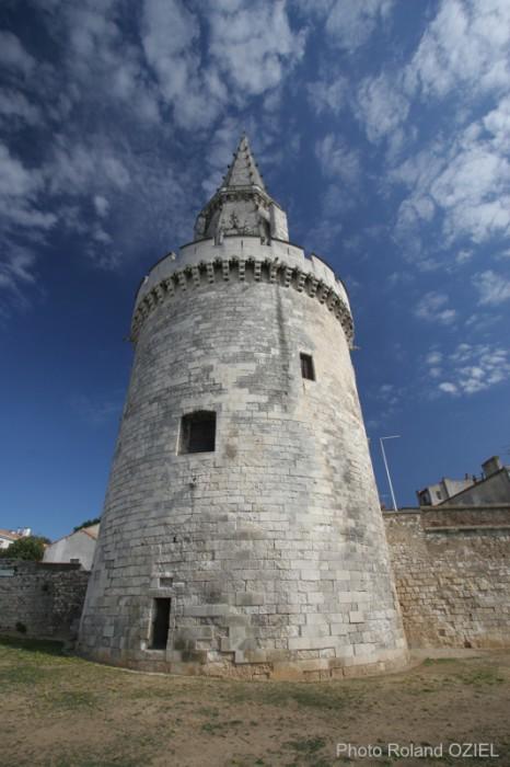 La tour de la lanterne de la rochelle